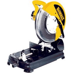 Dw872 Type 1 Chop Saw - Metal Cutting