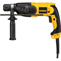 D25012K ROTARY HAMMER SDS-PLUS 650w; 0-1150rpm; 0-4150spm; 1,8Jul; 2,3Kg