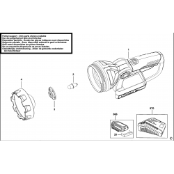 PCL180FL Type H1 TORCH