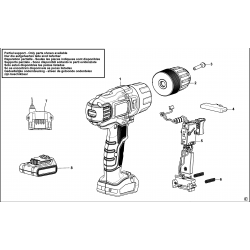 BDH18 Type H1 HAMMER DRILL