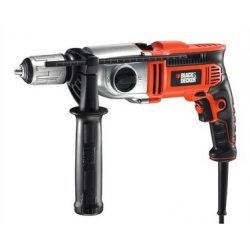 KR1102K DRILL 1100w 2 SPEED CASE