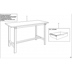 E010403.1 Type 1 Workbench