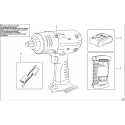 Cl2.c1913.1 Type 1 Impact Wrench