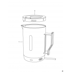 Dc1005.1 Type 1 Kettle
