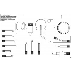1313 K2.1 Type 1 Timing Kit