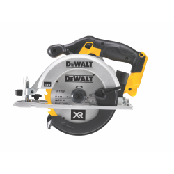 DCS391N CIRCULAR SAW 18v; 165mm; 3700rpm; 3,8Kg