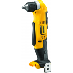 DCD740N RIGHT ANGLE DRILL/DRIVER 18v; 10mm; 0-650/2000rpm; 33Nm; 1,7Kg