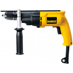 D21721K IMPACT DRILL 650w; 13mm; 0-1100/2600rpm; 2,1Kg; CASE
