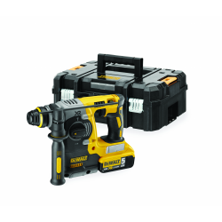 DCH273P2T BRUSHLESS CORDLESS HAMMER; 18v; 2 BATTERIES 5,0Ah LITIUM; 2,1 JUL;