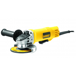 DWE4120 SMALL ANGLE GRINDER 115mm 900w 11.800 rpm