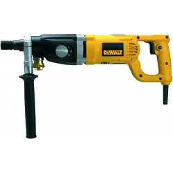 "D21583K HEAVY DUTY 3 SPEED WET&DRY DIAMOND DRILL 1910w; 1/2""-1 1/4""; 0-1100/0-2400/0-4600rpm; 6,4Kg"