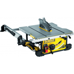 DWE7491 TABLE SAW WITH ROLLING STAND 2200w; 3800rpm; 250mm; 26,6Kg