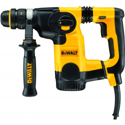 D25324K ROTARY HAMMER SDS-PLUS; 800w; 0-1150rpm; 0-4300spm; 2,8Jul; 3,5Kg