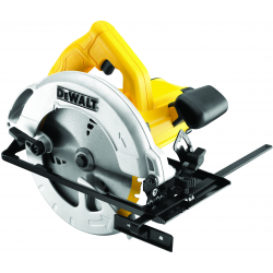 DWE550 CIRCULAR SAW 1200w; 165mm; 5500rpm; 3,6Kg