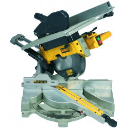 D27112 TABLE TOP SLIDE COMPOUND MITER SAW; 1600w; 3650rpm; 305mm; 23,0Kg