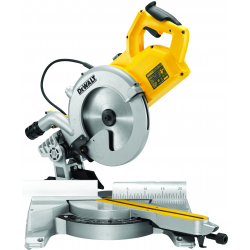 DWS778 DOUBLE BEVEL SLIDING COMPOUND MITER SAW; 1850w; 4300rpm; 250mm; 17,2Kg