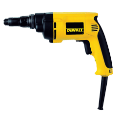 "DW268K SCREWDRIVER 540w; 1/4""; 4-26Nm; 0-2500rpm; 1,3Kg"