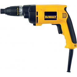 "DW263K SCREWDRIVER 540w; 1/4""; 14,5Nm; 0-2500rpm; 1,3Kg"