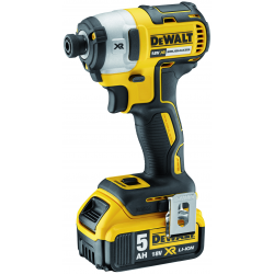 DCF887 Type 1 IMPACT DRIVER