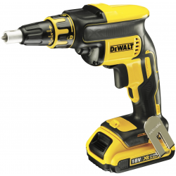 DCF620 Type 1 CORDLESS SCREWDRIVER