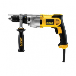 DWD530KS IMPACT DRILL 1300w; 13mm; 0-1100/0-2700rpm; 2,8Kg; CASE