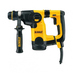 D25323K ROTARY HAMMER SDS-PLUS; 800w; 0-1150rpm; 0-4300spm; 2,8Jul; 3,4Kg