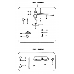 069200600 Type 1 Router Accessory