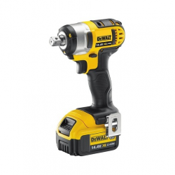 DCF830M2 IMPACT WRENCH 14,4v; 2 LITIUM BAT 4,0Ah; 0-2300rpm; 0-2700spm; 1,4Kg