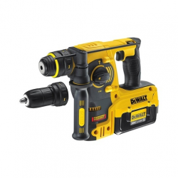 DCH364M2 CORDLESS HAMMER; 36v; 2 BATTERIES 4,0Ah LITIUM; 2,3 JUL;