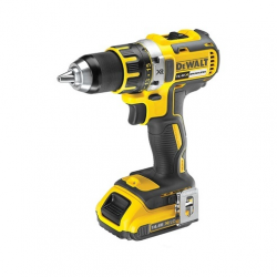 "DCD732D2 DRILL DRIVER ""BRUSHLESS"" 14,4v; 2,0Ah 2 BATTERIES; 13mm; 0-550/2000 rpm"