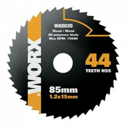Worx-wa5035-disco Multiusos 85mm 44t Hss-wx423