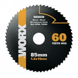 Worx-wa5036-disco Multiusos 85mm 60t Hss-wx423