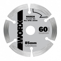 Worx-wa5038-disco Diamante 85mm -wx423