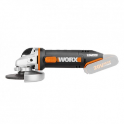 Wx800.9- Amoladora Angular 115mm 20v