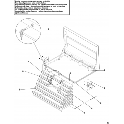 E010241B.1 Drawer Cabinet