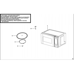 Bdmow010 Type 1 Microwave