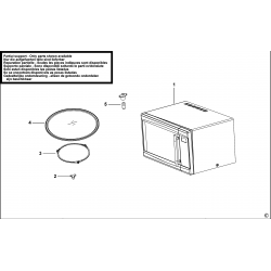 Bdmow014 Type 1 Microwave