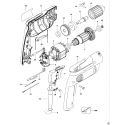 D21002 Type 1 Drill