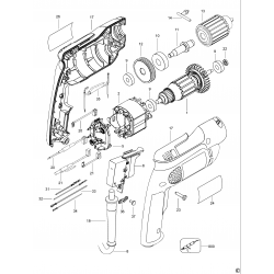 D21003 Type 2 Drill