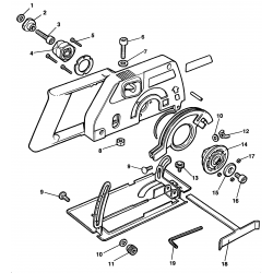 D2701 Type 1 Circ Saw Attach
