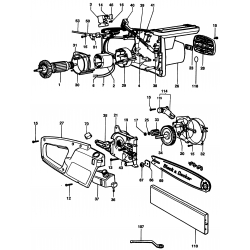 Dn416s Type 1 Chainsaw