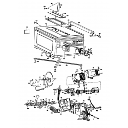 Dn820 Type 1 Bench Saw