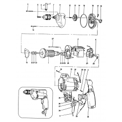 Esd705 Type 1 Drill