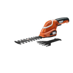 Gsl700 Cordless Shear Shrubber 7v 1,5ah Litium